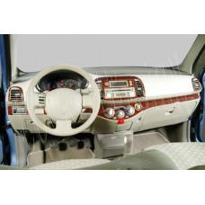 Nissan Micra Maun Kaplama 03.98-12.02 arası 18 Parça