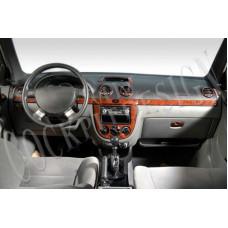 Chevrolet Lacetti HB Maun Kaplama 2004 üzeri 10 Parça