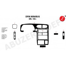 DFM Minibüs Maun Kaplama