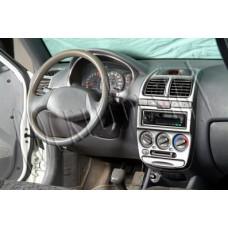 Hyundai Accent Alüminyum Kaplama