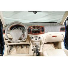 Hyundai Accent Era Maun Kaplama 2006-2010 21 Parça