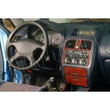 Mitsubishi Carisma Maun Kaplama 1999-2004 arası 13Parça