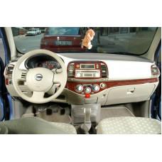 Nissan Micra Maun Kaplama 2004-2009 arası 11 Parça
