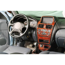 Nissan Almera Maun Kaplama -04-2003 sonrası15 Parça
