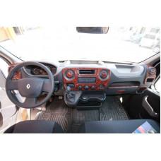 Opel Movano Master interstar Maun Kaplama 2010 üzeri 23 Parça