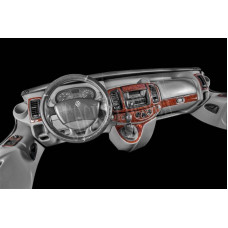Opel Vivaro - Traffic Maun Kaplama 2011 ÜZERİ 16 Parça