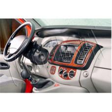 Opel Vivaro - Traffic Maun Kaplama 2001-2006 8 Parça