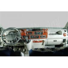 Opel Movano Master interstar Maun Kaplama 1999-2003 6 Parça
