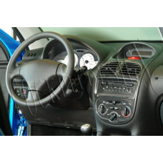 Peugeot 206 Piano Black Kaplama 2001-2010 arası 10 Parça