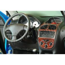 Peugeot 206 Maun Kaplama 2001-2010 arası 10 Parça