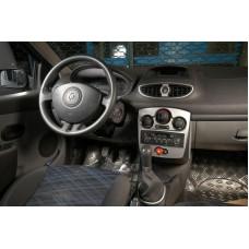 Renault Clio 3 Alüminyum Kaplama 2005-2012 arası 9 Parça