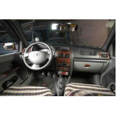 Renault Clio 2 Maun Kaplama 2001-2005 üzeri 15 Parça
