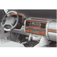 Land Rover Discovery Maun Kaplama 1998-2004 24 Par...