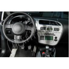 Seat Leon Alüminyum Kaplama 2005 - 2010 Arası 8 Parça