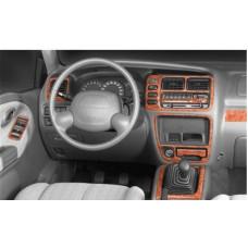 Suzuki Grand Vitara 4X4 Maun Kaplama 1998-2005 arası 16 Parça