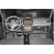 Suzuki ignis Maun Kaplama 2000-2003 arası 5 Parça