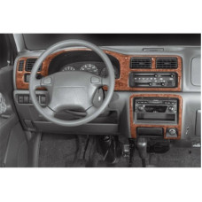 Suzuki Wagon R Maun Kaplama 1997-2000 arası 4 Parça
