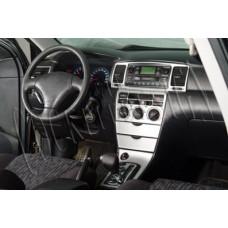Toyota Corolla Alüminyum Kaplama 2002-2004 arası 18Parça