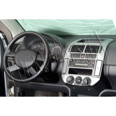 Volkswagen Polo Alüminyum Kaplama 2001-2005 14 Parça