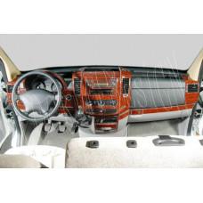 Volkswagen Crafter / Sprinter Maun Kaplama 2006 üzeri 40 Parça