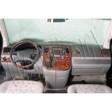 Volkswagen T5 Multivan Maun Kaplama 2003-2009 arası 22 Parça