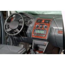 Volkswagen Caddy Maun Kaplama 2011 üzeri 13 Parça