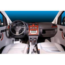 Volkswagen Caddy Maun Kaplama 2010 üzeri 18 Parça