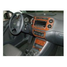 Volkswagen Tiguan Maun Kaplama 2011 üzeri 17 Parça