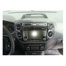 Volkswagen Tiguan Maun Kaplama 2007-2010 arası 17 Parça