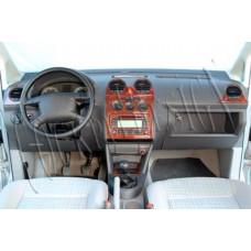 Volkswagen Caddy Maun Kaplama 2004-2009 16 Parça