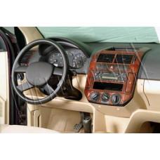 Volkswagen Polo Maun Kaplama 2001-2005 14 Parça