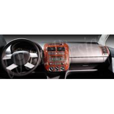 Volkswagen Polo Maun Kaplama 2005-2009 arası 15 Parça