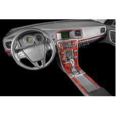 Volvo S60 Maun Kaplama 2012 arası 12 Parça